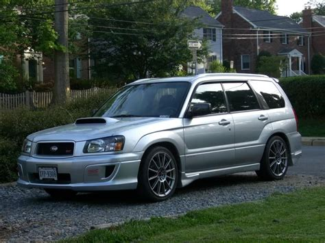 badass subaru forester 2004 subaru forester information and photos zombiedrive
