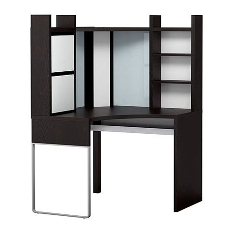 Ikea Black Corner Desk Small Corner Desk Ikea Homefurniture Org