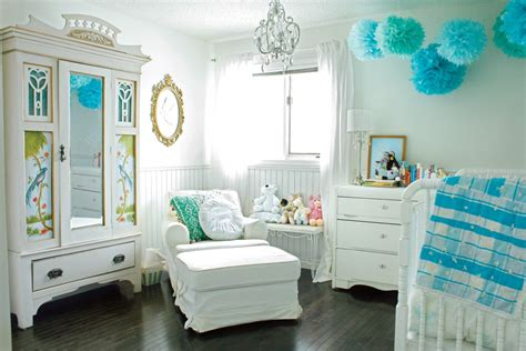 Ideas For Decorating A Nursery Nursery Decorating Ideas With 16 Inspiring Pics Mostbeautifulthings