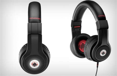 Headphones Boomphones Phantom boomphones phantom