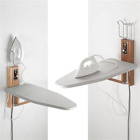 wall mounted ironing board wall mounted ironing board with timer and iron