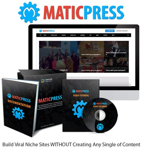 themes unlimited maticpress premium theme unlimited license direct download