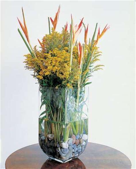 floreros grandes floreros grandes de vidrio jarrones de cristal grande