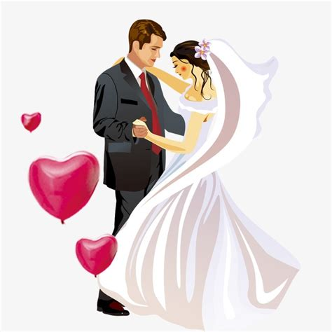 Thai Wedding Animation by Lover Wedding Dress Png And