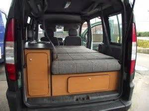 Fiat Doblo Cer Conversion Fiat Doblo Mini Tour Cervan 13 Conversion