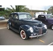 1940 Ford Deluxe Sedanjpg  Wikimedia Commons