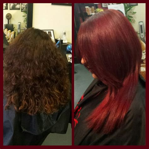 henna before and after henna red hair before and after makedes com