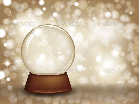 snow globe templates for photoshop christmas snow globe graphicriver