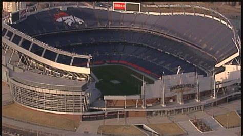 chargers stadium name sports authority takes broncos stadium name 171 cbs denver