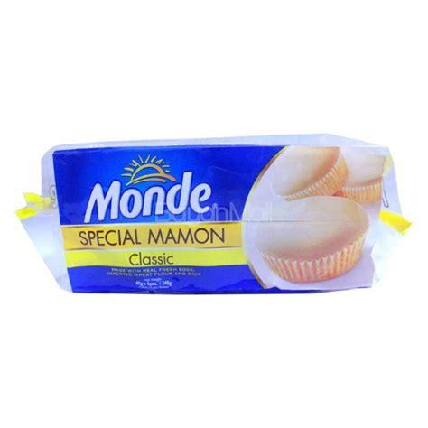 Monde Classical monde special mamon classic 40gx6pcs 240g