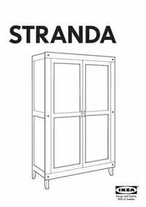 ikea wardrobe manual ikea stranda wardrobe furniture user guide for
