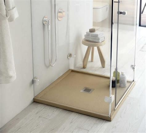 silex piatto doccia piatto doccia bordato silex fiora 75x100cm