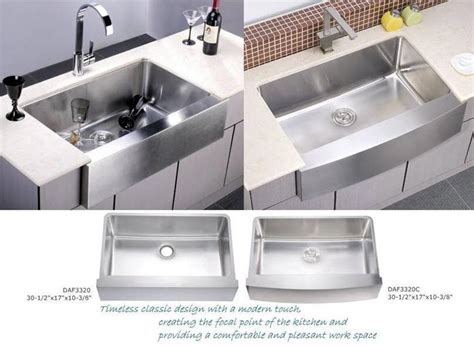 menards apron front sink stainless steel undermount farmhouse sink kohler farmhouse