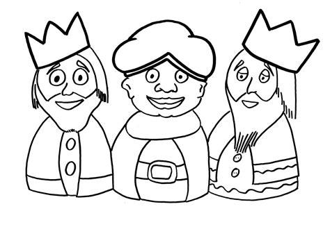 imagenes para pintar reyes magos 10 dibujos de reyes magos para colorear