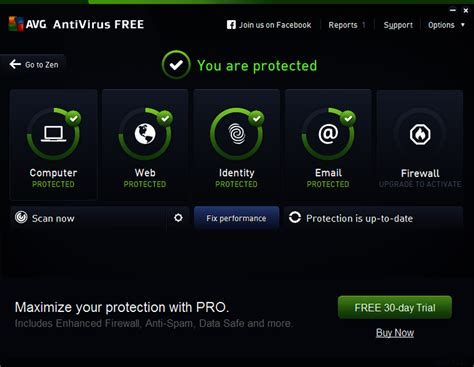 best free antivirus protection top 10 best free antivirus software of 2016 fossbytes