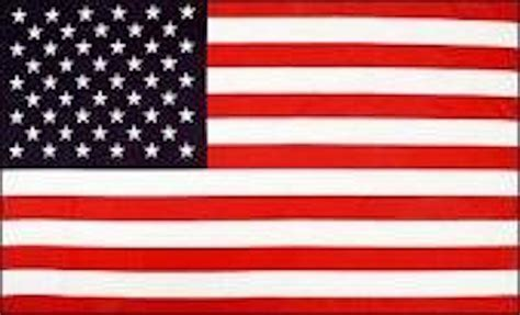 2x3 foot polyester usa american flag blingby