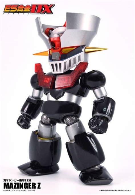 Tamashii Effect Impact Ori es gokin dx mazinger z shin impact version