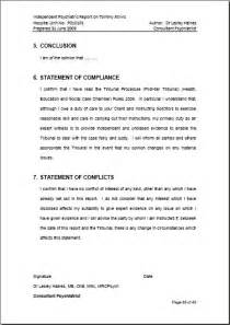 Sample Of Report Conclusion Gallery For Gt Report Conclusion Examples