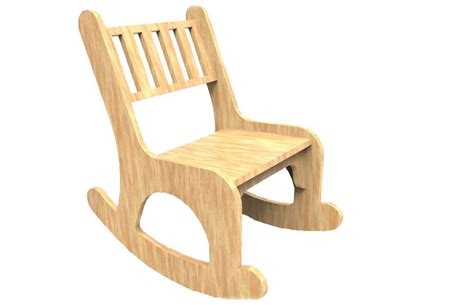 rocking chair template small rocking chair furniture makecnc