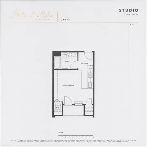 floor plan studio porta d italia floor plan studio
