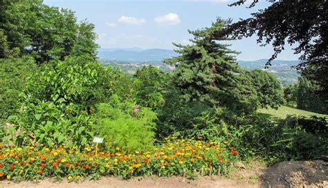 parco regionale co dei fiori pomelasca bosco della bressanella dal giardino botanico