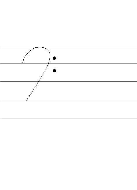 How To Draw A Bass Clef