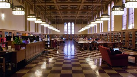 usc doheny memorial library kck architects