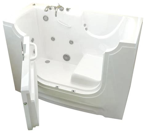 wheelchair accessible bathtubs venzi wheelchair accessible walk in tub left drain