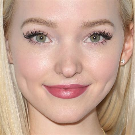 dove cameron eye color dove cameron makeup silver eyeshadow mauve lipstick