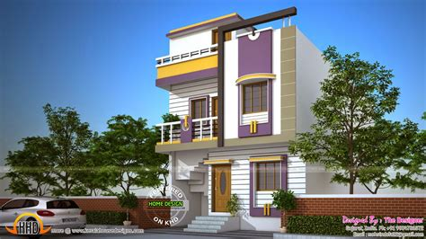 kerala home design flat roof elevation kerala home design flat roof elevation