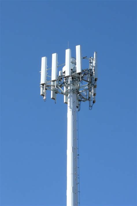 cell tower awaiting more carriers the ridgefield press