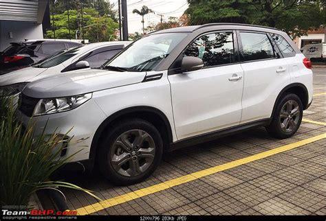 Suzuki Brazil Next Generation Suzuki Vitara Edit Now Launched