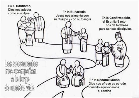 dibujos de los 7 sacramentos free coloring pages of los 7 sacramentos