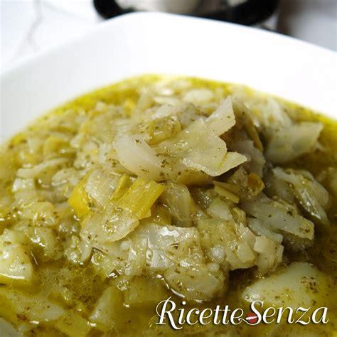 zuppa di sedano zuppa di sedano al pesto