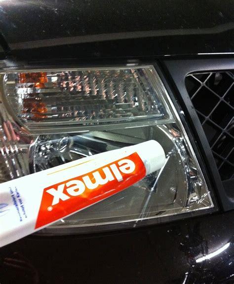 Autolack Mit Zahnpasta Polieren by Autoscheinwerfer Reinigen Frag Mutti