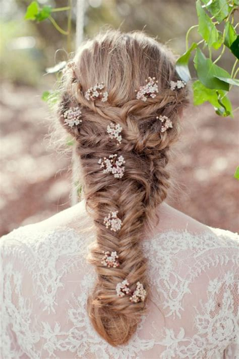 Simple Indian Wedding Hairstyles For Long Hair