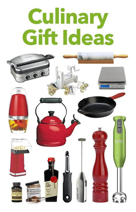 culinary gifts ideas she wears many hats