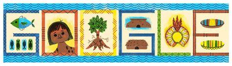 doodle do brasil doodle do parque ind 237 gena do xingu santu 225 da