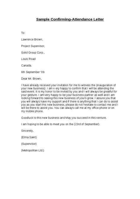 Request Letter Format For Attending Workshop Attendance Letter Format Letter Format 2017