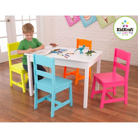 Child Table And Chair Set by Simple And Minimalist Table And Chair For Toddlers Homesfeed