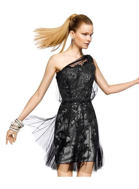 diy hairstyles for one shoulder dresses one shoulder applique above knee length bridesmaid dresses