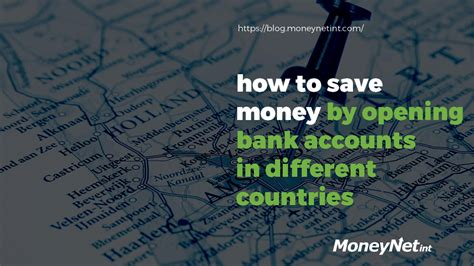 How To Save Money By Opening Bank Accounts In Different