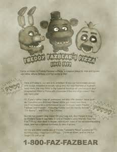 Petition make freddy fazbears pizza real make freddy fazbears pizza