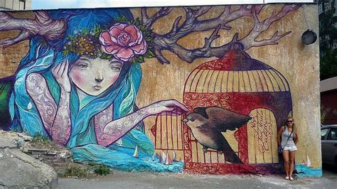 russia and the arts wordlesstech street art for july