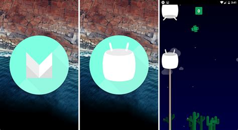 Android Easter Egg by The Android Marshmallow Easter Egg Is A Reprise Of Last