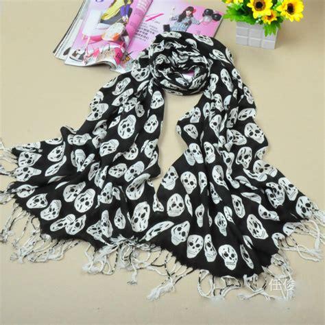 wholesale skull scarf china scarf