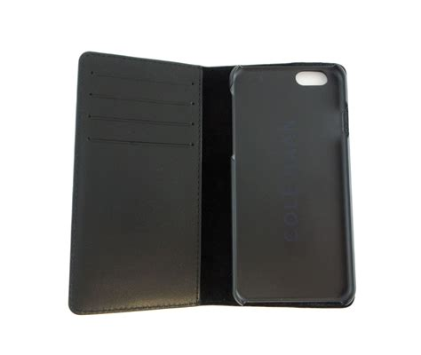 Apple Original Iphone X Leather Folio Casing Black Bnib cole haan apple iphone 6 6s leather folio s slim bifold wallet black ebay