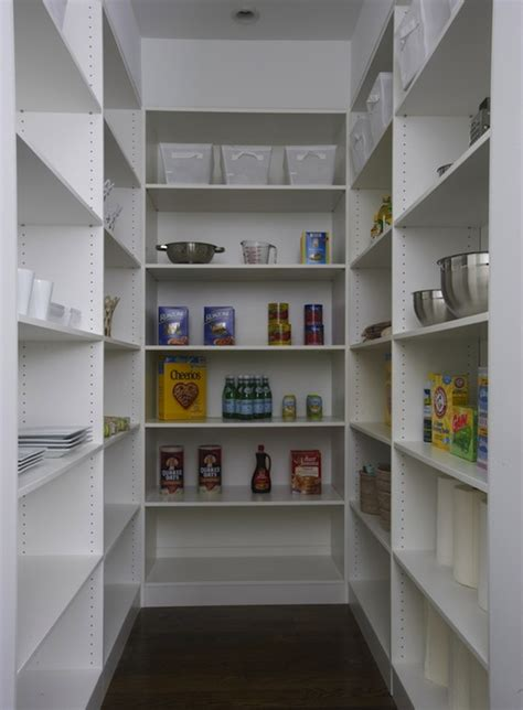 Walk In Pantry Pictures by Walk In Pantry Shelves Traditional Kitchen