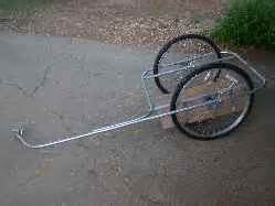 Homemade bike trailer plans http geneandsue com bike trailer bike