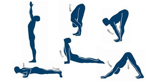 yoga  sieben schritten zum sonnengruss womens health